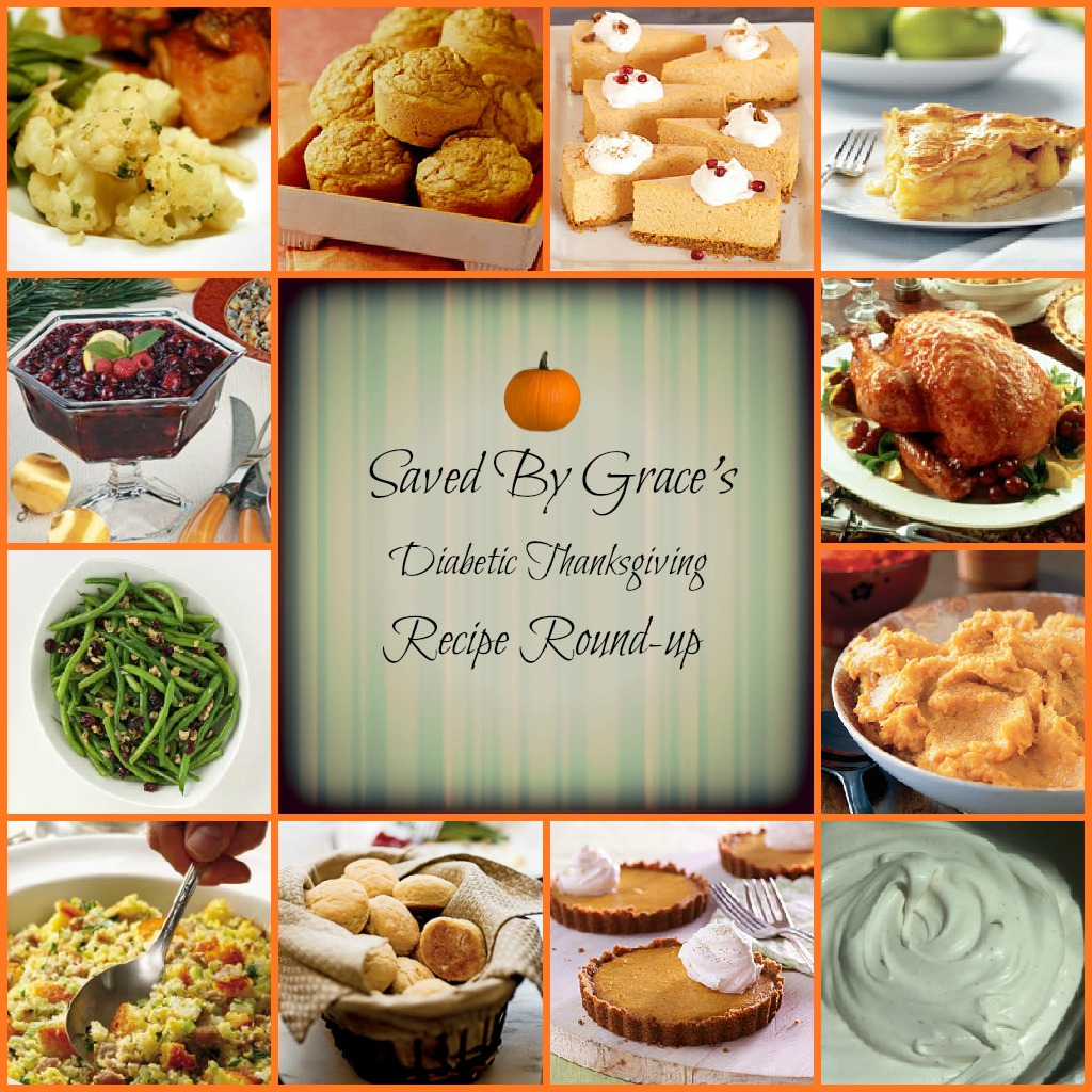 diabetic thanksgiving recipes