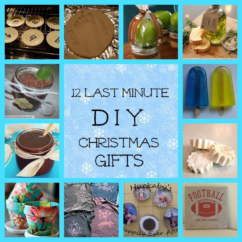 12 last minute diy gifts my life as a wife mom woman