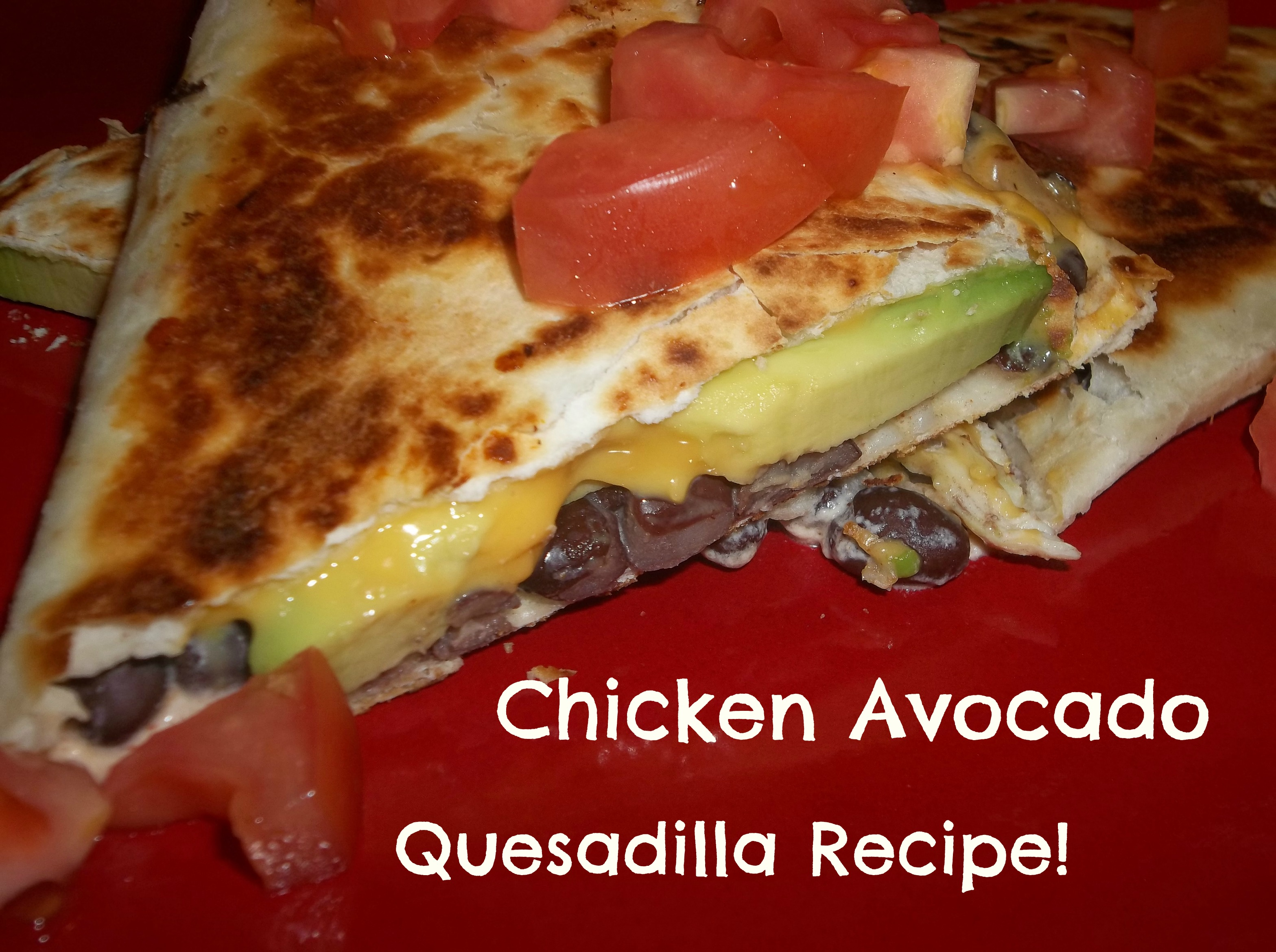 To make Chicken Avocado Quesadillas, you will need: