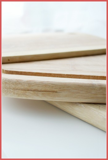 how to retore your wood cutting board