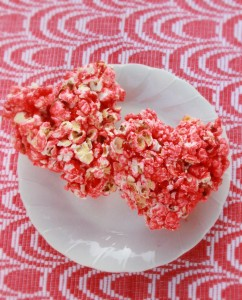 Heart Shaped Popcorn #1