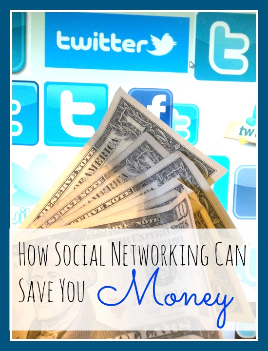 How Social Networking Can Save You Money 1