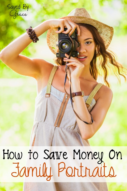 Terrific tips on How to Save Money on Family Portraits from Saved By Grace