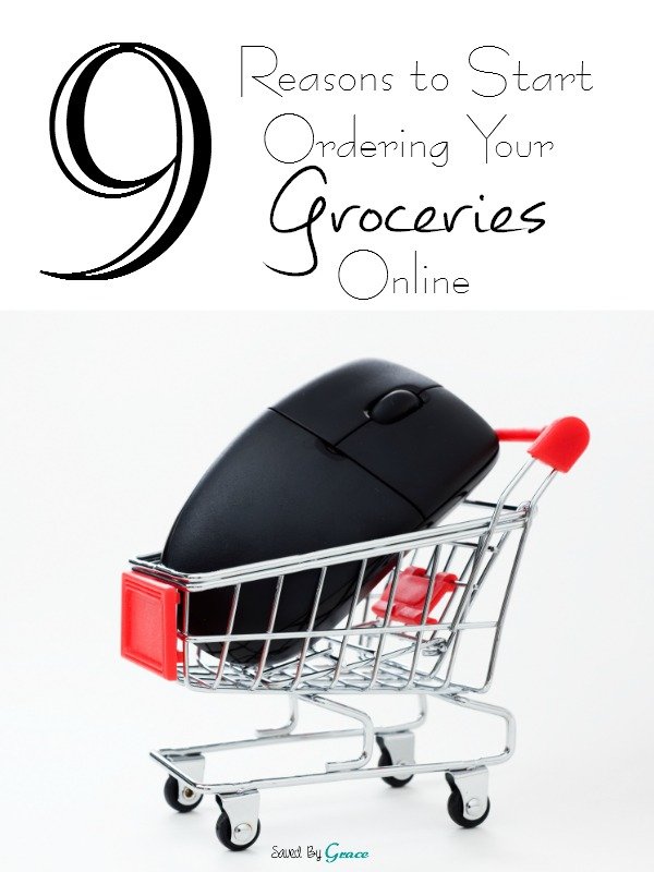 9 Reasons to Start Ordering Your Groceries Online