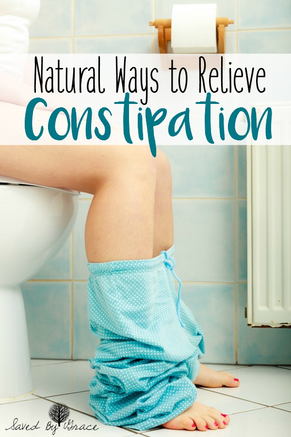 Natural Ways to Relieve Constipation-  Forget over the counter or Rx meds to treat constipation. Here's some more natural ways to relieve constipation.