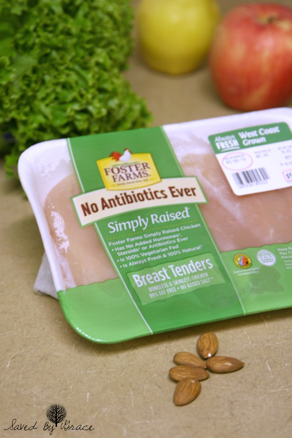 simply raised chicken