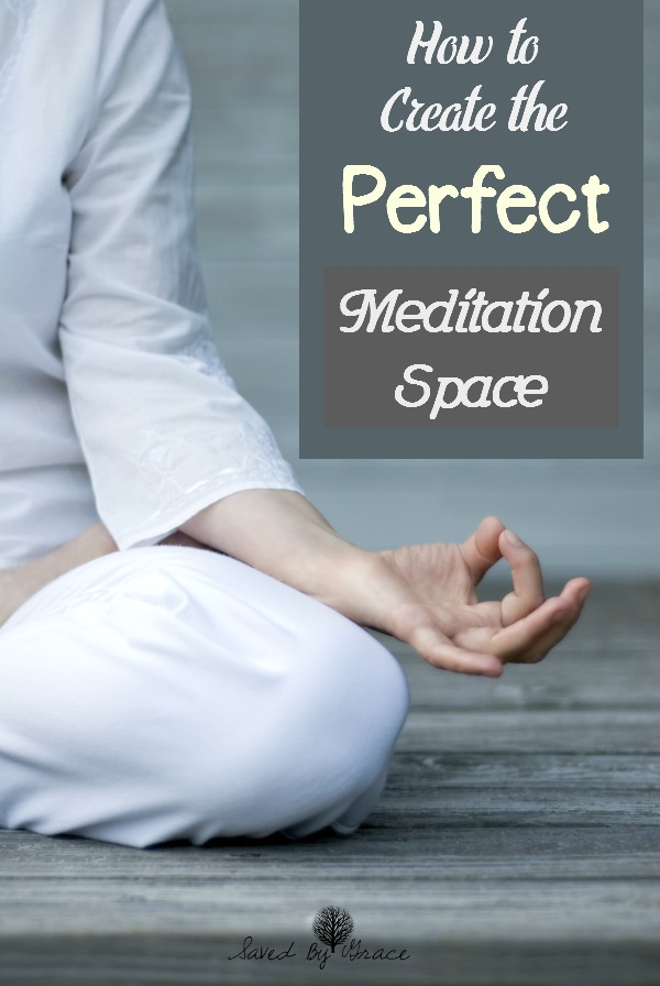 How to Create The Perfect Meditation Area- Create a spot to find your inner chi and calm your worries that's perfect for meditation right in your home!
