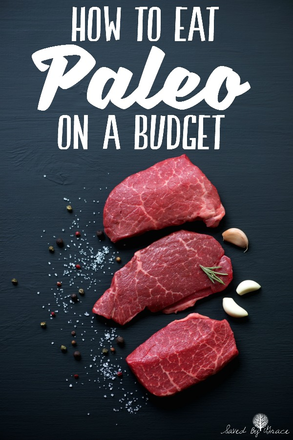 How to Eat Paleo for Cheap- Worried a Paleo diet won't fit in your budget? Learn ways to make paleo work with your finances.