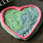 Love the Earth Cookies- This Earth Day, why not make some simple cookies to celebrate our Mother Earth? This recipe is perfect for doing with kids!