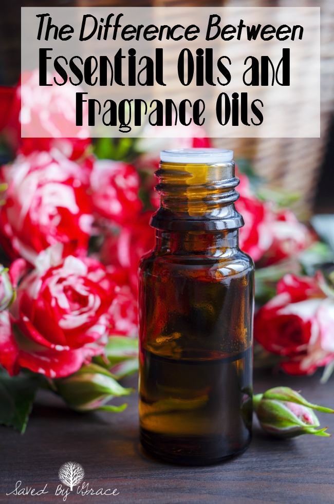 Difference Between Essential Oil and Fragrance Oil